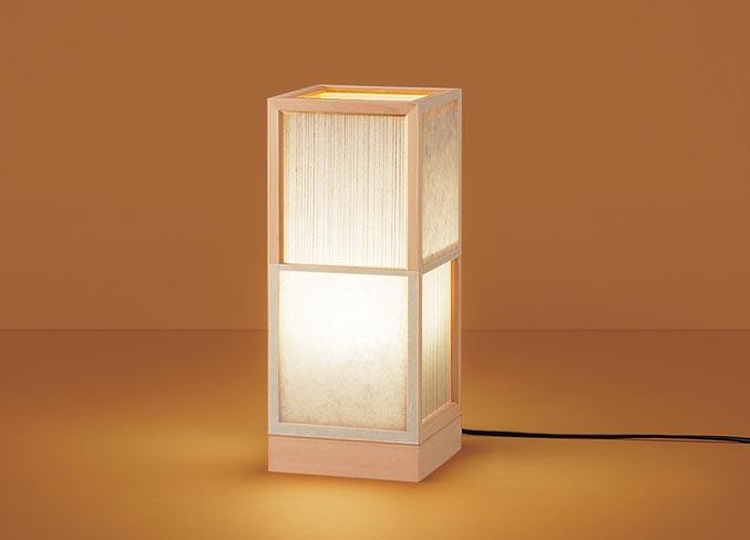 無料プレゼント対象商品!パナソニック Panasonic 【和風照明 和風スタンドSF997Z 電球色木製(白木) 40形電球1灯器具相当】