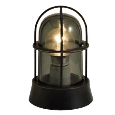 セキスイデザインワークス ブラックシリーズ デッキライト【BH1000BK Chips チップス スモークガラス IIA93S】 エクステリア 屋外 照明 ライト