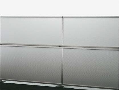 【全国設置工事も対応】積水樹脂 めかくし塀P型 高尺タイプ【フェンス・囲い・簡単施工】エクスショップ