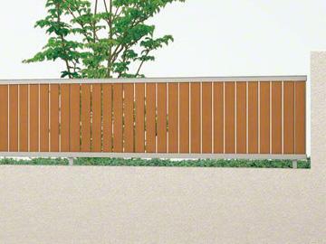 LIXIL(新日軽) セレビューフェンス RP4型 【現場打ち合わせ無料・全国工事対応・3枚以上ご注文で送料無料】