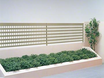 四国化成 ラインフェンス1型 【現場打ち合わせ無料・全国工事対応・3枚以上ご注文で送料無料】