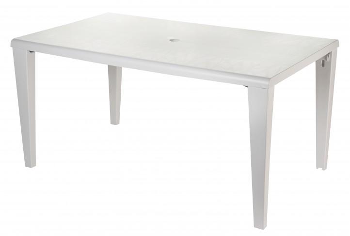 アルファテーブル150x90 ホワイト