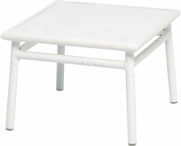 TABLE&CHAIR テーブル&チェア (リゾートガーデンシリーズ) NCサイドテーブル50×50