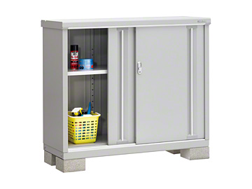 【全国設置工事も対応】イナバ物置 シンプリー 一般型 1320×515×1103【物置・屋外収納・物置き】エクスショップ 工事込みの場合は送料は無料になります。