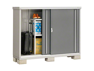 【全国設置工事も対応】イナバ物置 シンプリー 一般型 1740×515×1303【物置・屋外収納・物置き】エクスショップ 工事込みの場合は送料は無料になります。