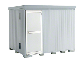 【全国設置工事も対応】イナバ物置 断熱物置 ネクスタプラス ドアタイプ 多雪地型 3580×2630×2375 【物置・屋外収納・物置き】エクスショップ NXP-94HD
