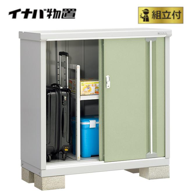 イナバ物置 シンプリー MJX-115B (P) 【 標準組立付 】 稲葉 物置き タイヤ収納 収納庫