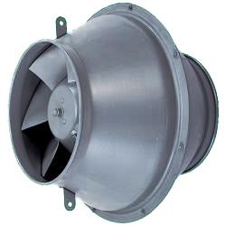 APK5-60-E(200V-7.5KW-50/60HZ) 軸流ファン テラル
