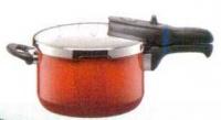 シリット tプラス圧力鍋 2.5L エナジーレッド AATN2101