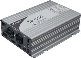TS-200-124A 正弦波インバータ:TSシリーズ 電菱(DENRYO) 4580190915637
