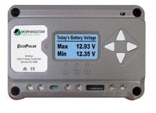 EC-10M 太陽電池放電コントローラ EcoPulse エコパルス 電菱(DENRYO)