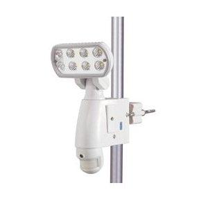 SLS-8W-C カメラ付LED防犯ライト 日動工業