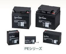 PE12V40B2 PE12V40B2 GSユアサ製 畜電池・バッテリー(標準タイプ) 12V/40Ah GSユアサ