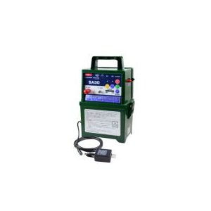 TBS-SA30AD 電気柵用電源装置 SA30AD AC電源タイプ ボーダーショック タイガー 4541175510193