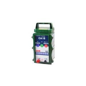 TBS-CA15DCV 電気柵用電源装置 CA15DCV ボーダーショック タイガー 4541175510162