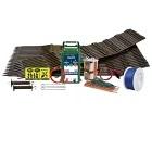 TBS-KS 電気柵用電源装置 小虎くんセット ボーダーショック タイガー 4541175510230