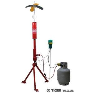TBP-P2 バードパンチャー プロパン 鳥獣防止 タイガー 4541175510056