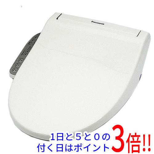 【キャッシュレスで5%還元】Panasonic 温水洗浄便座ビューティ・トワレ DL-ENX10-CP パステルアイボリー