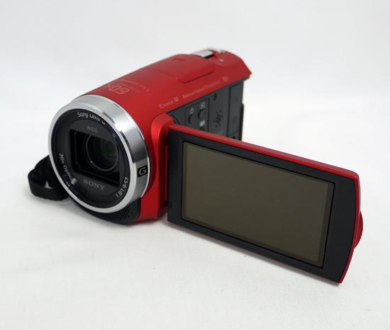 【中古】SONY製 デジタルビデオカメラ HANDYCAM HDR-CX680 (R)