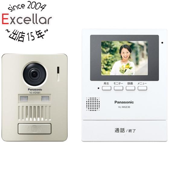 Panasonic ワイヤレステレビドアホン VL-SGE30KL