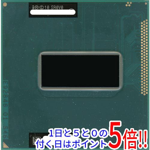 Core 在庫一掃売り切りセール i7 3632QM 最新号掲載アイテム 中古 Socket SR0V0 G2 2.2GHz