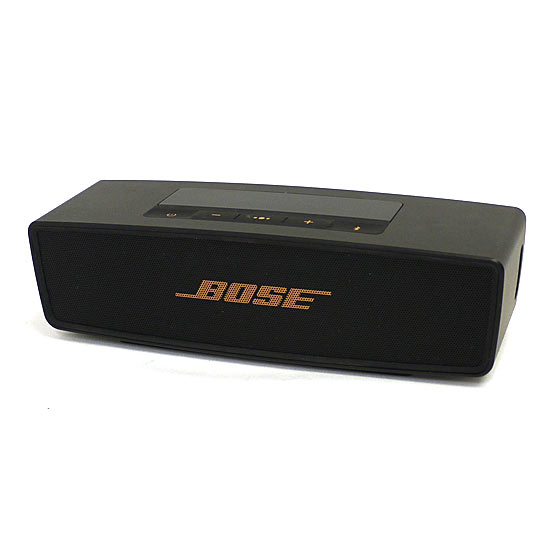 【姉妹店にてイベント実施中!バナーをクリック!】【中古】BOSE SoundLink Mini Bluetooth Speaker II Limited Edition ブラック/カッパー 並行輸入品