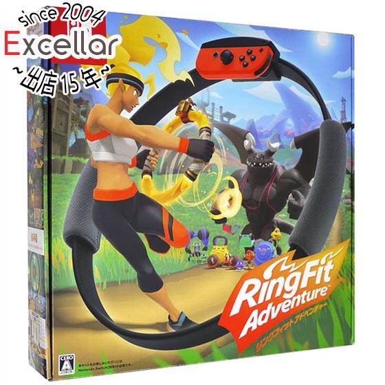 【あす楽対応】送料無料! 【キャッシュレスで5%還元】リングフィット アドベンチャー Nintendo Switch