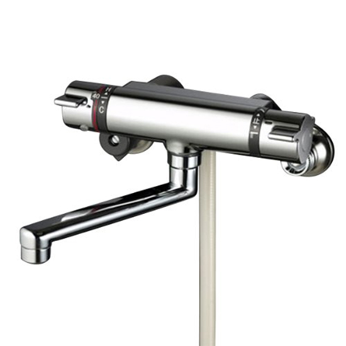 【新品(箱きず・やぶれ)】 KVK サーモスタット式シャワー KF800T