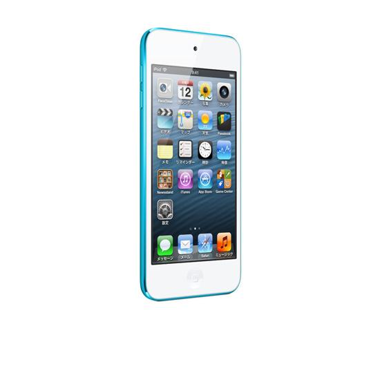 【あす楽対応】送料無料! 【キャッシュレスで5%還元】Apple(アップル) iPod touch MD717J/A ブルー/32GB