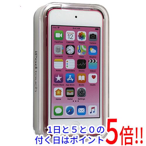 【あす楽対応】送料無料! 【キャッシュレスで5%還元】Apple 第6世代 iPod touch MKHQ2J/A ピンク/32GB