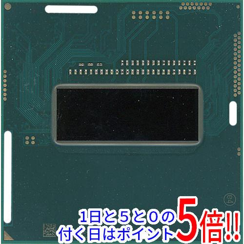 Core i7 4700MQ バルク 中古 限定品 2.4GHz Haswell 希少 Socket G3 SR15H