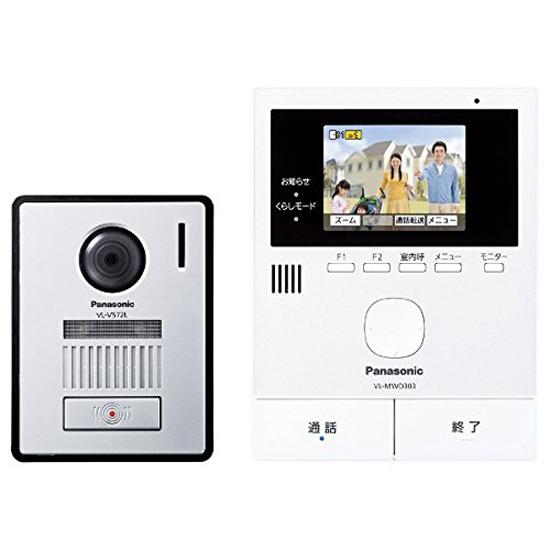 Panasonic テレビドアホン VL-SVD303KL