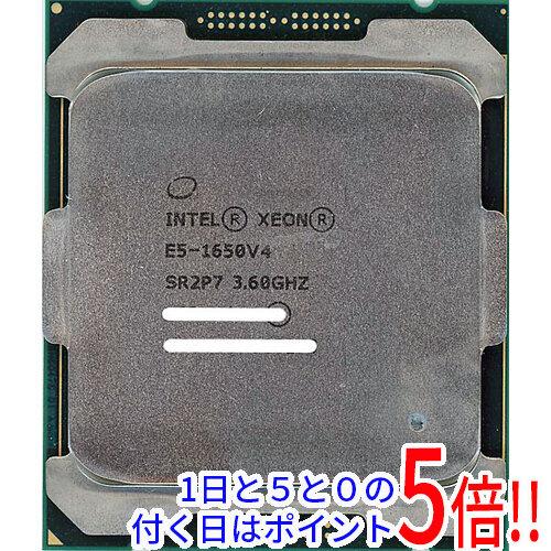 Xeon E5-1650 v4 バルク 中古 15M 3.6GHz 即日出荷 LGA2011-3 セール特価 SR2P7