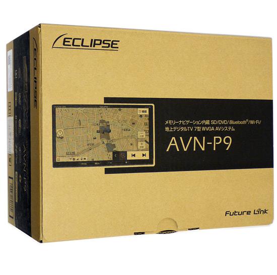 ECLIPSE 7型 カーナビゲーション AVN-P9