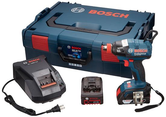 BOSCH 18Vバッテリーインパクトドライバー GDX18V-EC