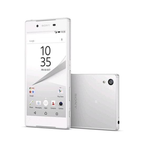 SONY Xperia Z5 Dual E6683 SIMフリー ホワイト 並行輸入品