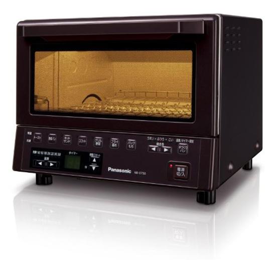 【4/9-4/16 エントリーでポイント5倍!】【中古】Panasonic オーブントースター NB-DT50-T 未使用