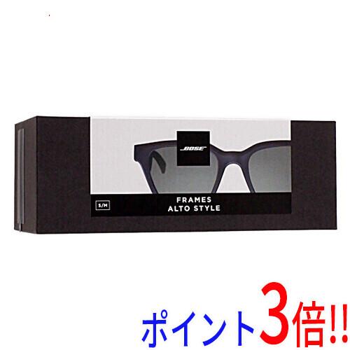 【キャッシュレスで5%還元】【中古】BOSE ワイヤレスオーディオサングラス Bose Frames Alto (S/M Global Fit) Frames Alto SM Gfit 未使用