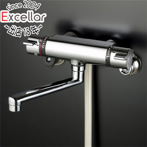 KVK サーモスタット式シャワー混合水栓 寒冷地 KF800WT