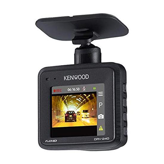 【キャッシュレスで5%還元】KENWOOD ドライブレコーダー DRV-240