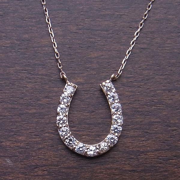 K18 PG ネックレス ダイヤモンド 0.2ct DN10059PG エクセルワールド プレゼントにも おしゃれ アクセサリー