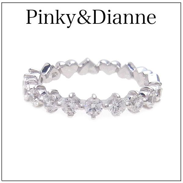 ピンキー&ダイアン リング Pinky&Dianne 50346 Blliant Eternity ブリリアントエタニティ エクセルワールド ブランド プレゼントにも おしゃれ アクセサリー TP1