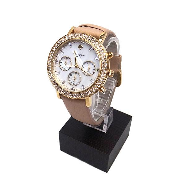 kate spade ケイトスペード アウトレット 腕時計 KSWB0606 293 ピンクベージュ【あす楽 】