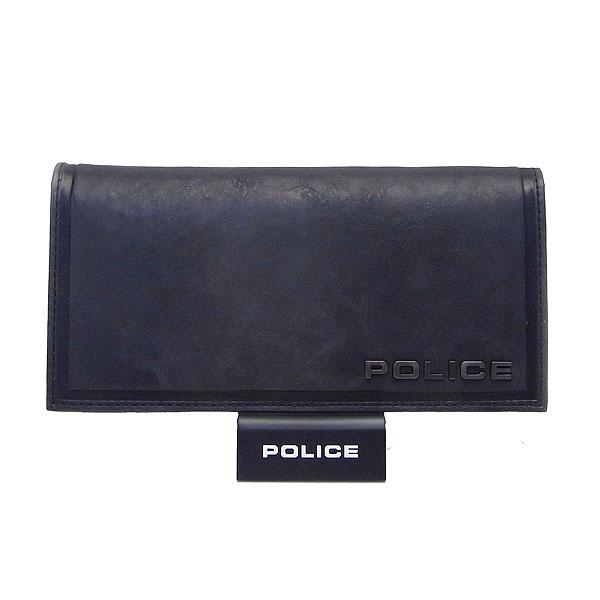POLICE ポリス メンズ 長財布 EDGE エッジ ブラック PA-58001-10 エクセルワールド プレゼントにも ウォレット 財布 TP