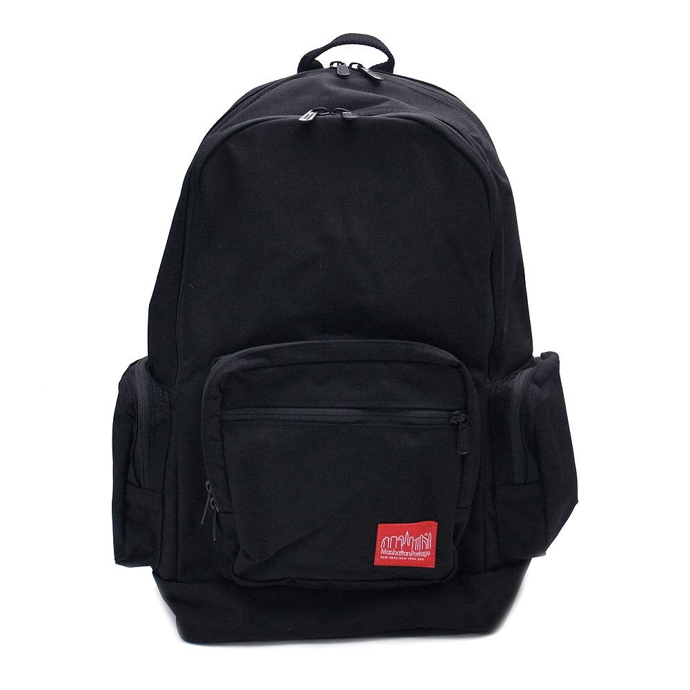マンハッタンポーテージ 1273 リュック バックパック ManhattanPortage FBDWY Backpack ブラック『送料無料』『あす楽』 エクセルワールド プレゼントにも