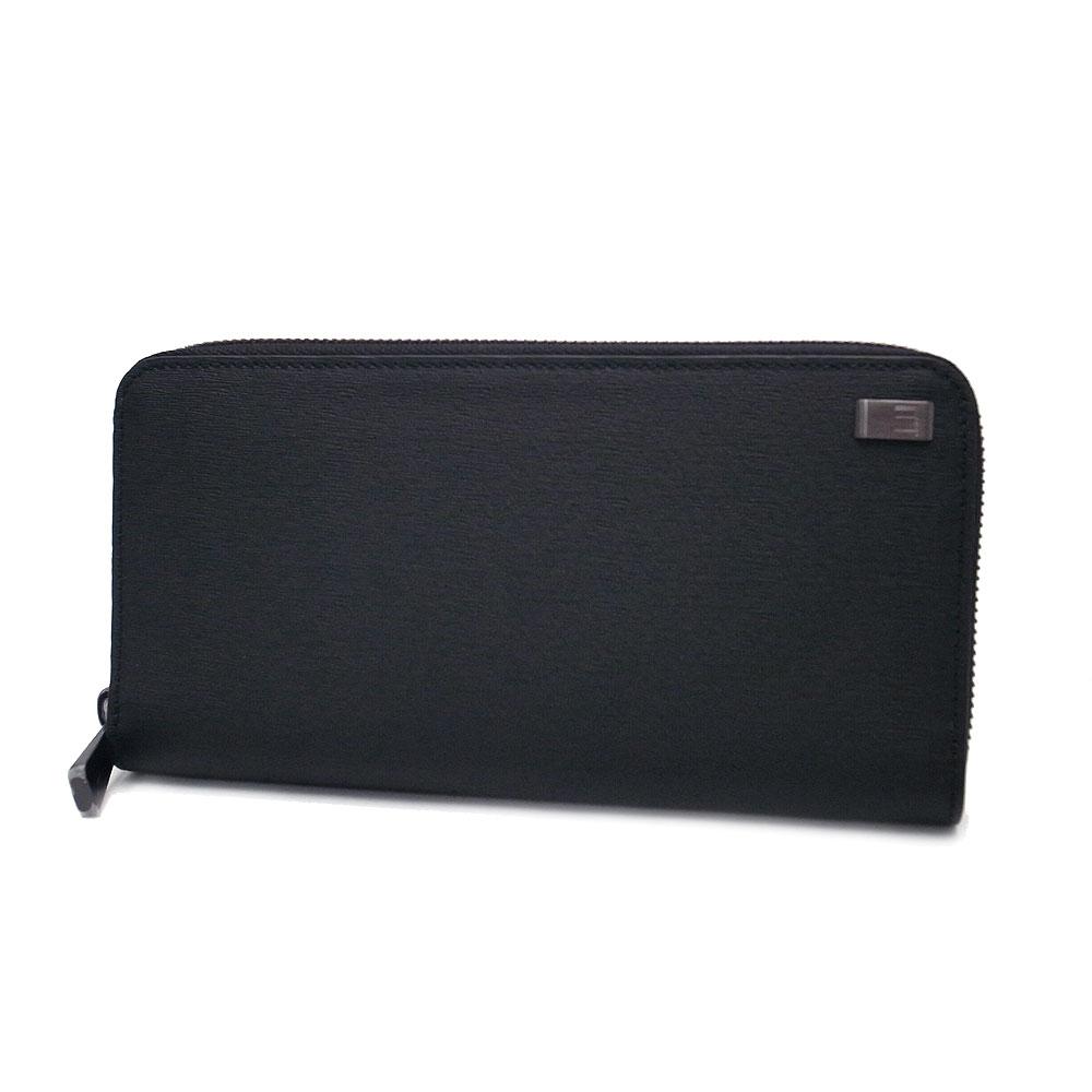 ダンヒル 財布 メンズ L2B018A DUNHILL 長財布 サイドカー レザー ブラック (ガンメタル)【あす楽】 エクセルワールド ブランド プレゼントにも ウォレット