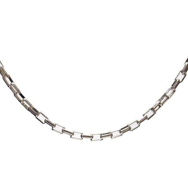 MAORI WARRIORS シルバー チェーン ネックレス 45cm エクセルワールド プレゼントにも おしゃれ アクセサリー