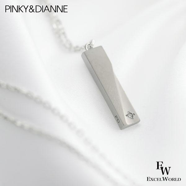 ピンキー&ダイアン ネックレス ペア ネックレス シルバー Pinky&Dianne VPCPD51625 LOVERS ラバーズ