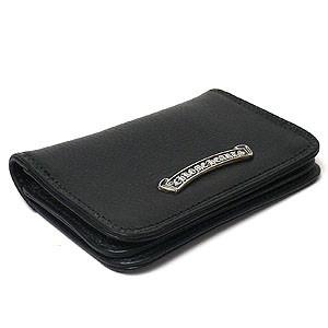 CHROME HEARTS クロムハーツ 財布 カードケース 名刺入れ カードケース 30701XーLA 【送料無料/一部離島を除く】 エクセルワールド ブランド プレゼントにも ウォレット