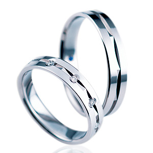 SAINT ORO セントオーロ マリッジリング (結婚指輪) SOー112ーSOー113 エクセルワールド プレゼントにも
